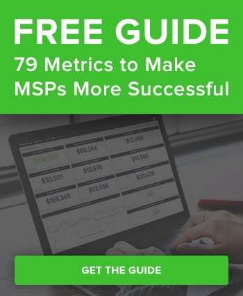 79 Metrics to Help Improve Your MSP