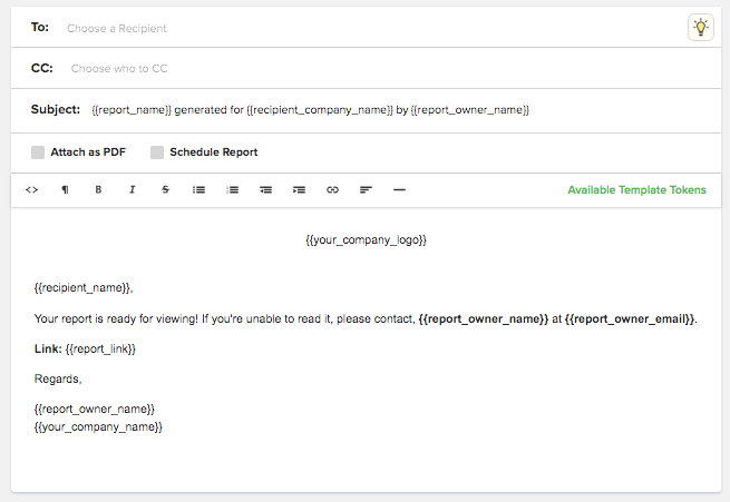 client reports review your email-1