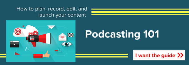 download the guide to podcasting