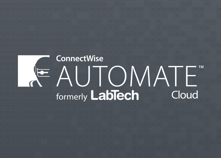 New Integration: Connectwise Automate Cloud