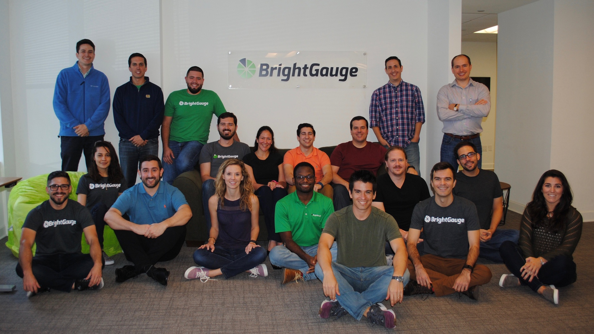 Larry Garcia Promoted to Director of Sales at BrightGauge
