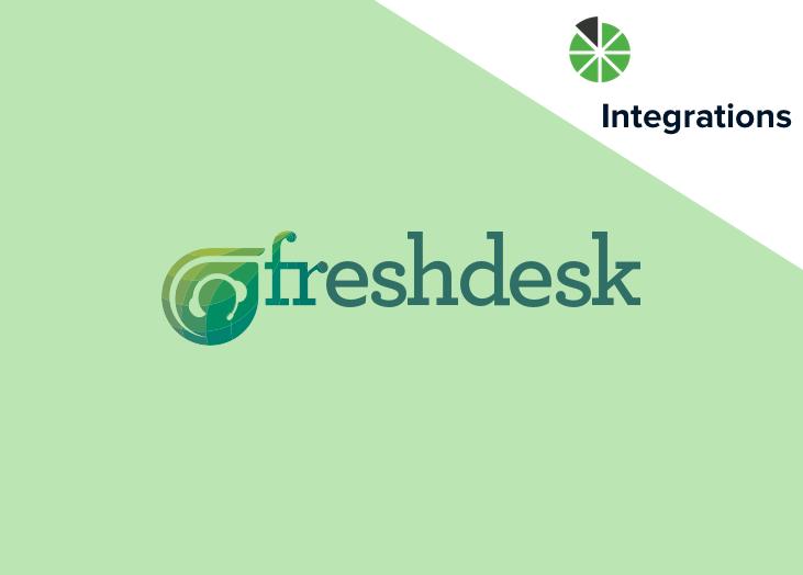 New Integration: Freshdesk