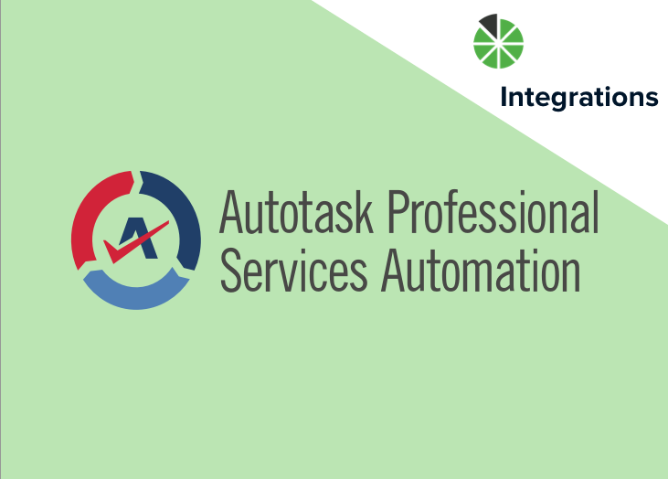 What's New: Autotask Integration Upgrades