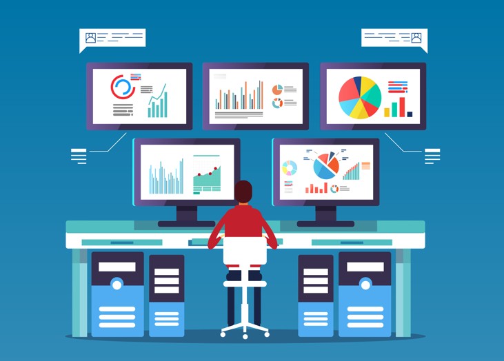 Put Your KPIs on Display With Dashboards