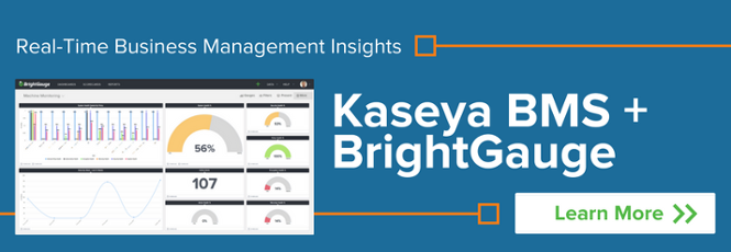 learn more about Kaseya BMS and BrightGauge