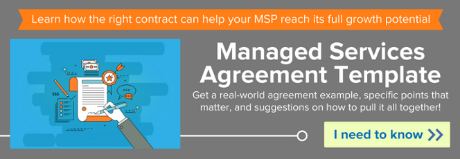 Pricing Your Managed Services Contract
