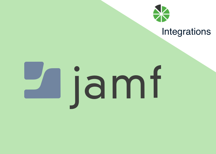 New Integration: Jamf