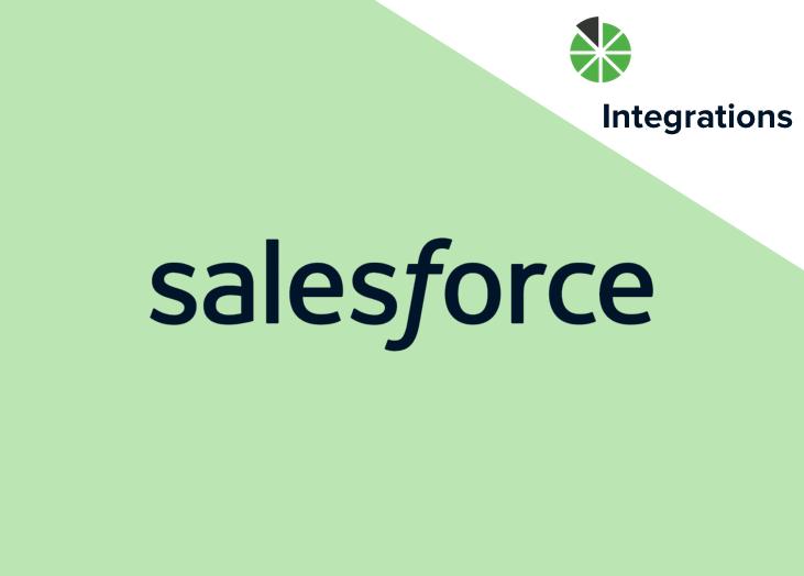 New Integration: Salesforce